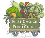 First Choice Food Co-Op Logo